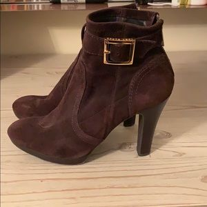Tory Burch Heeled Ankle Booties